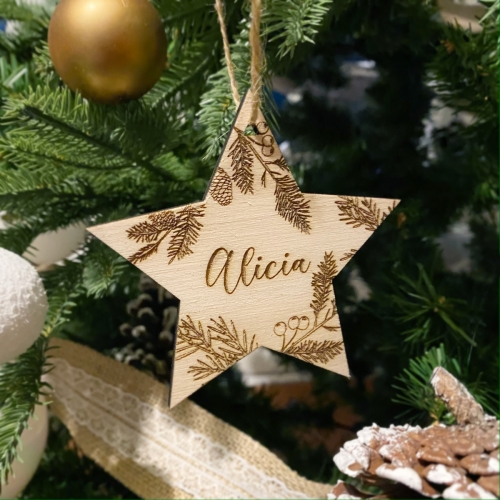copy of Etoile Joyeux Noël
