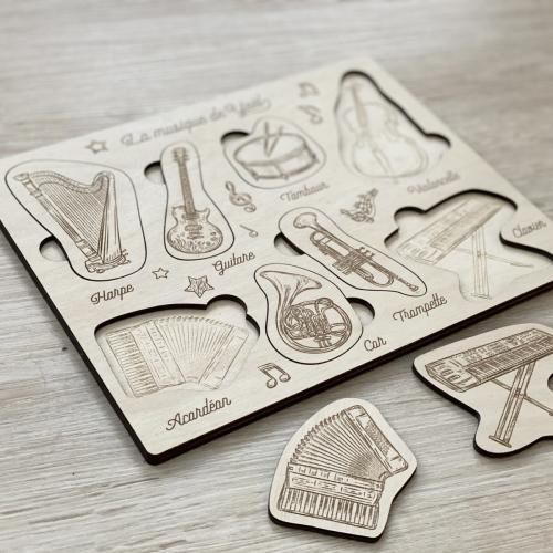 copy of Puzzle animaux de...